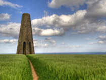 Kingswear Daymark (prominent local landmark)
